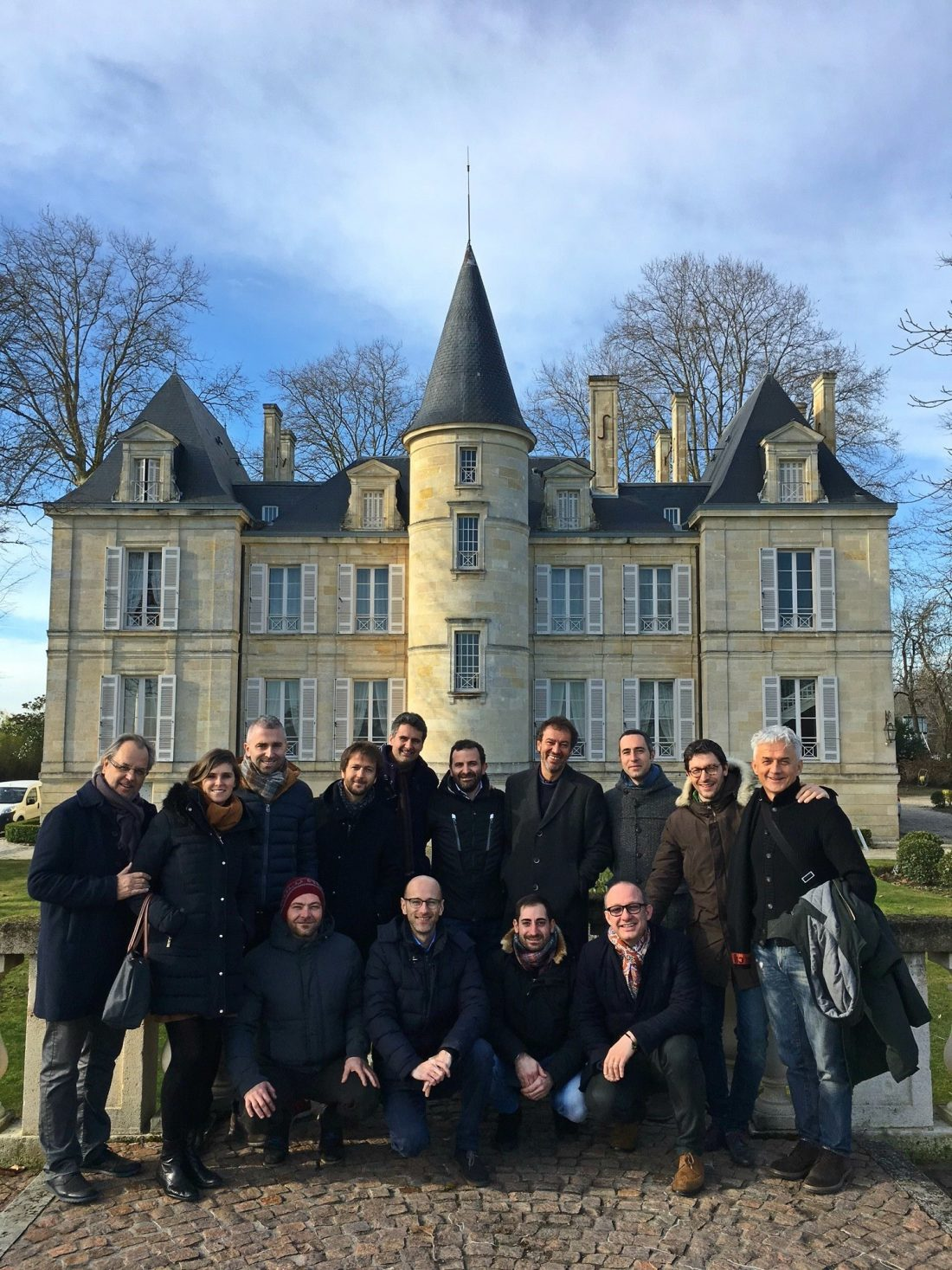 Barolo producers in Bordeaux