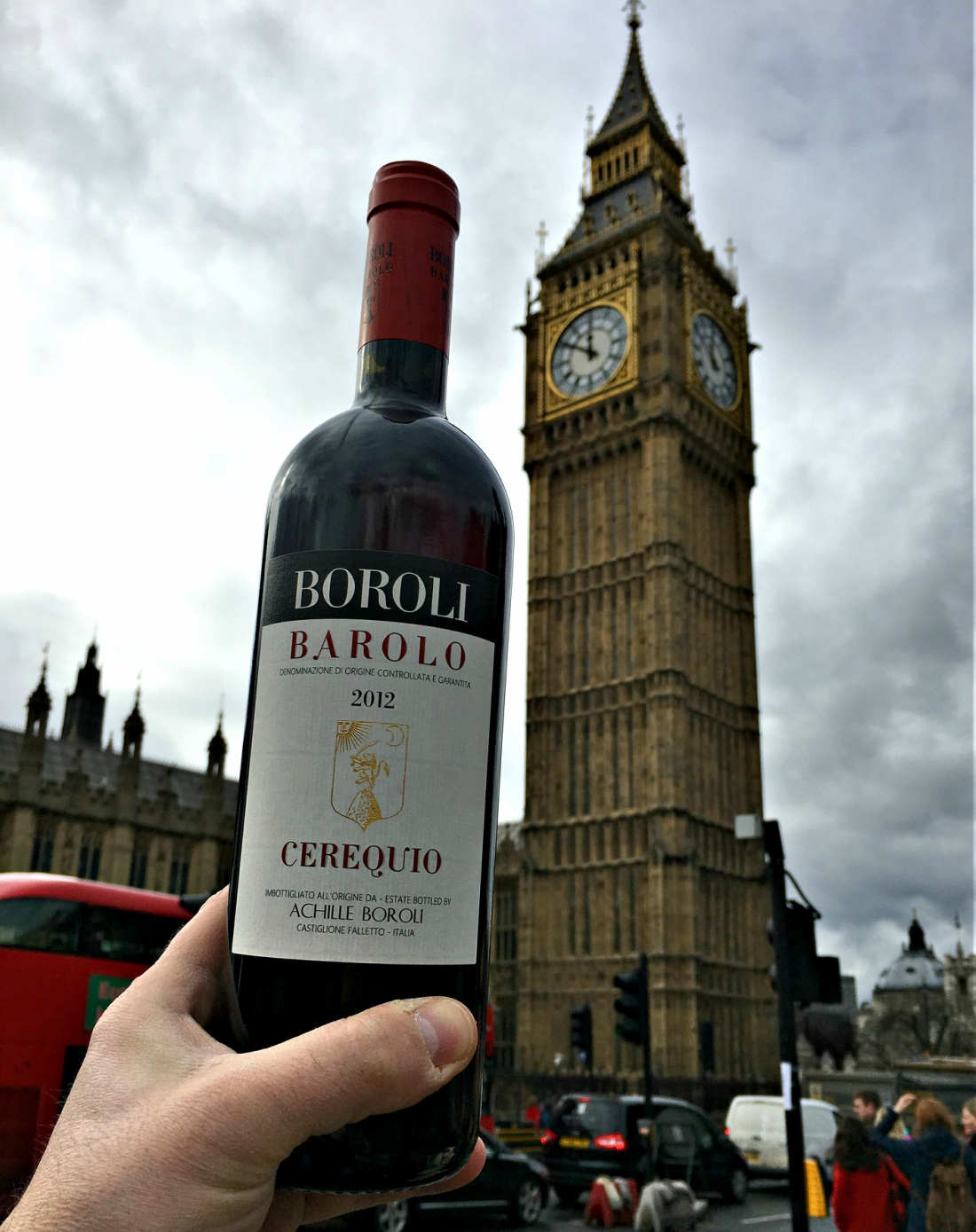 Boroli in London