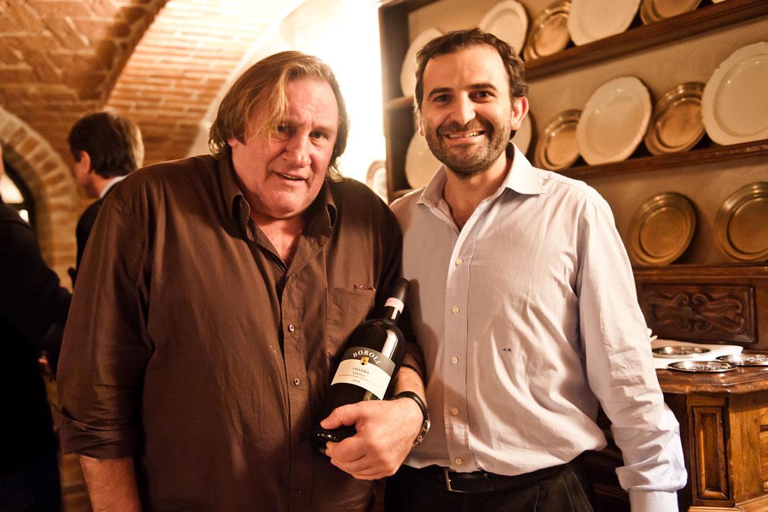 Schlemmen Mit Gérard Depardieu
